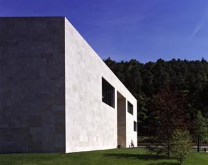 Aussenansicht Museumsgebäude