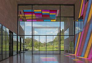 Museumsgebäude Passage